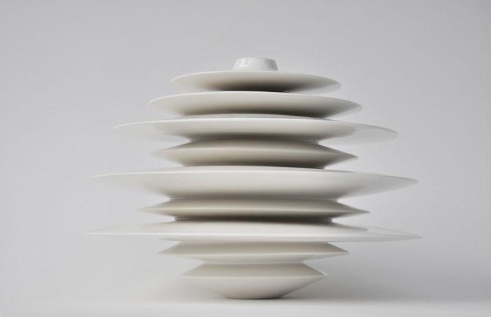 Maurizio Ferrari Keramik céramique ceramica Vase