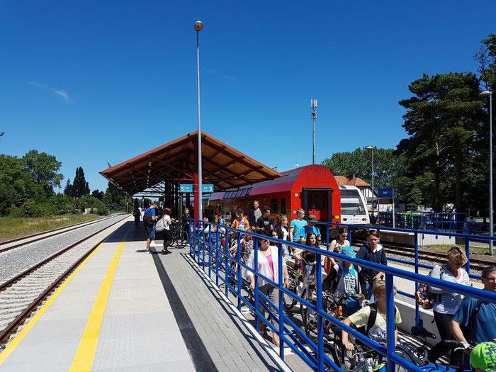 Endbahnhof Hel