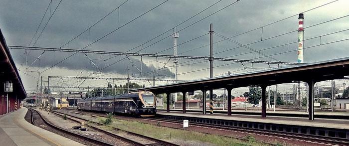 Leo-Express LE 1359 von Prag nach Košice