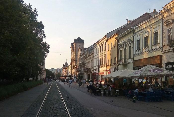 Košice, Hoffnung meines Magens