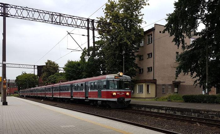 Ein KIBEL in Elbląg.