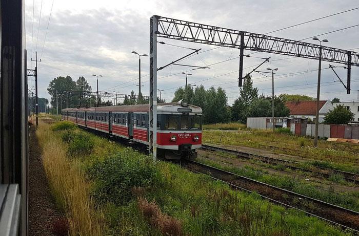 ein KIBEL in Elbląg