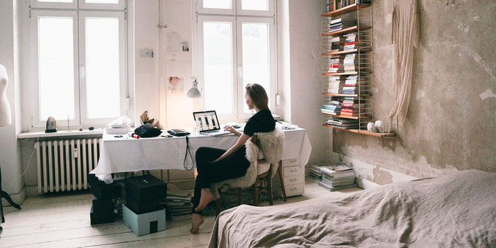 Travailler efficacement de chez soi