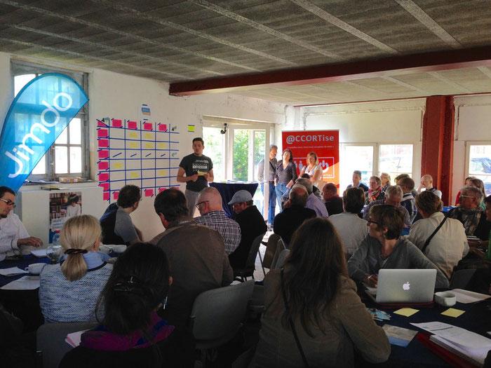 JimdoForum à Eghezée en belgique