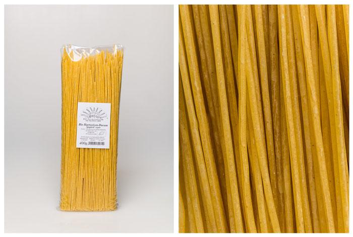 BIO Hartweizen-Durum Spaghetti (400g).