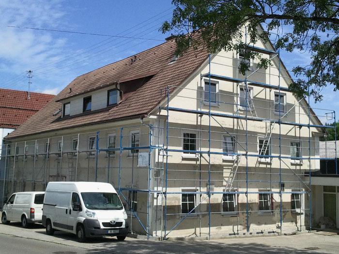 Umbau eines Gasthauses