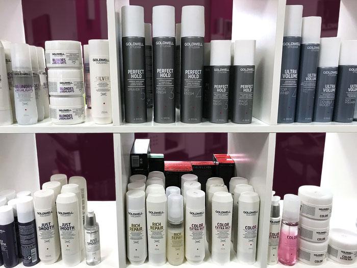 Produktauswahl KaroSchnitt Friseursalon Lampertheim