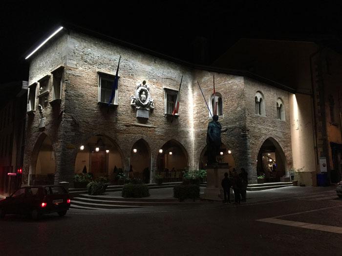 Cividale del Friuli - der Stadtkern.