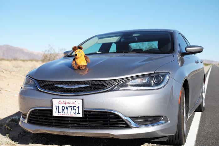 "Die ""Emily"" unseres Chryslers."
