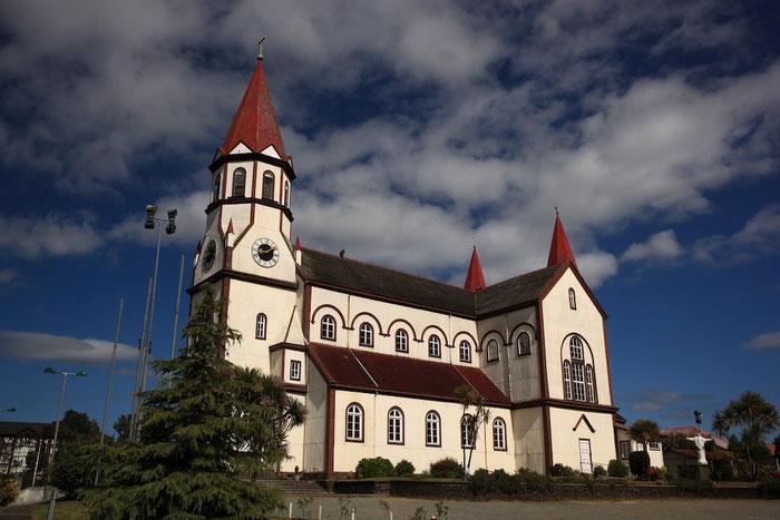 Angeblich der Nachbau einer Kirche im Schwarzwald