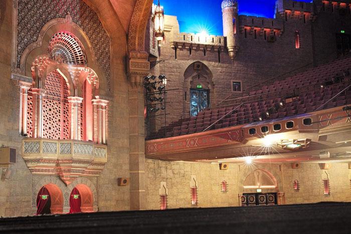 Einer der Zuschauerräume im Fox-Theater