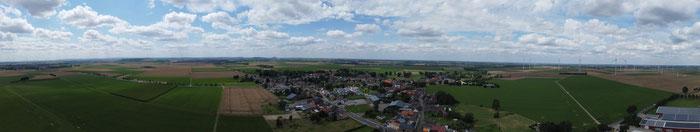 Panorama Aufnahme von Gereonsweiler