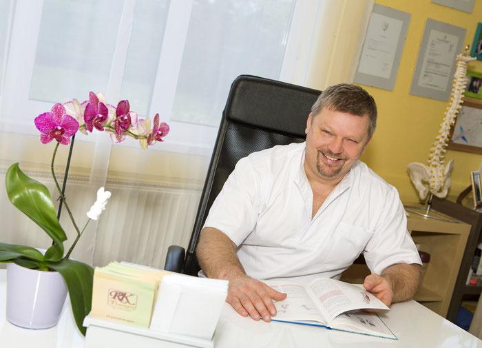Rafal Kupka: Physiotherapie  und  Osteopathie in Graz
