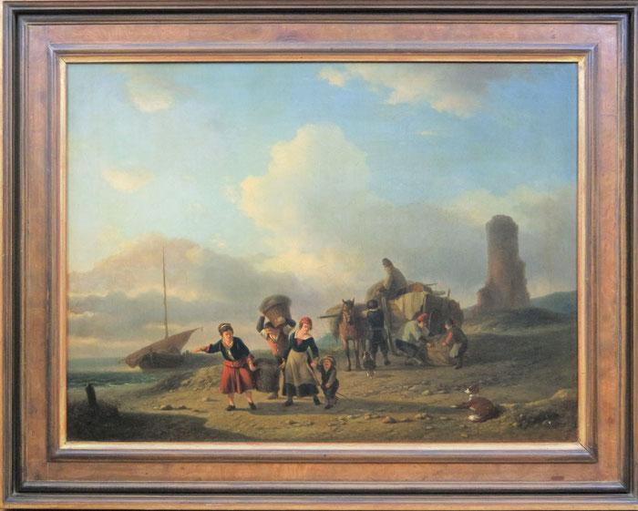 te_koop_aangeboden_een_schilderij_van_de_franse_kunstschilder_louis_auguste_adolphe_williot_1829-1865