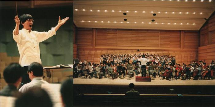 野田暉行-作曲家- Teruyuki Noda -Composer- SITE TN Teruyuki Noda -Official Site- new office 野田暉行指揮 藝大奏楽堂