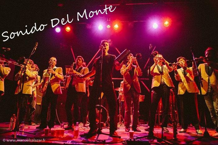 Sonido Del Monte groupe Latino Cumbia -HDSiriusGeStar: hdsiriusgestar.com pour toutes demandes.