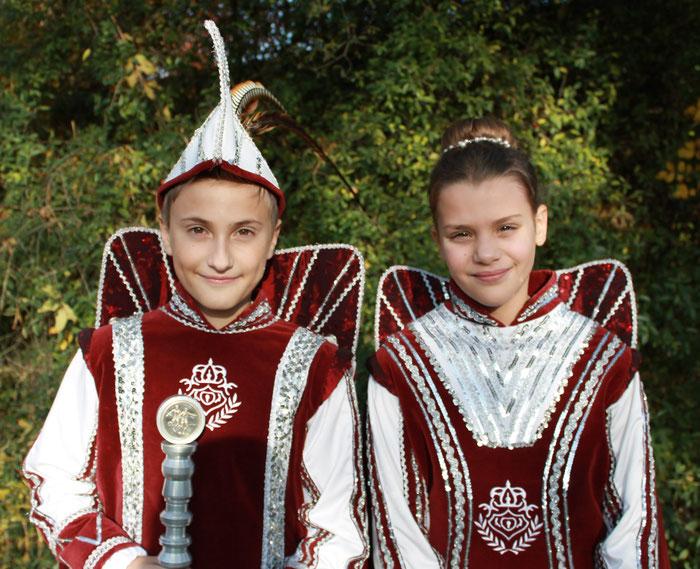 Prinz Jakob I. und seine Lieblichkeit Prinzessin Elisa