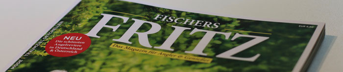 Fischers Fritz Magazin - Danica Dudes fly fishing blog.