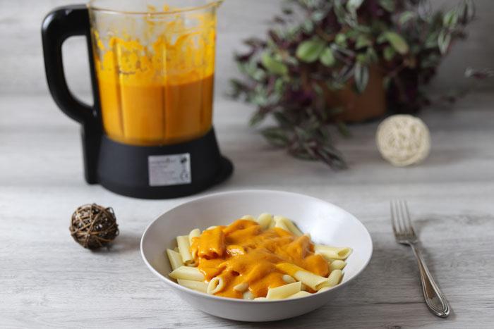 italienische Tomatensoße Italia im Deluxe Blender von Pampered Chef
