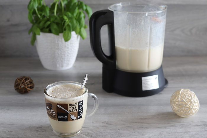 Eiskaffee im Blender von Pampered Chef