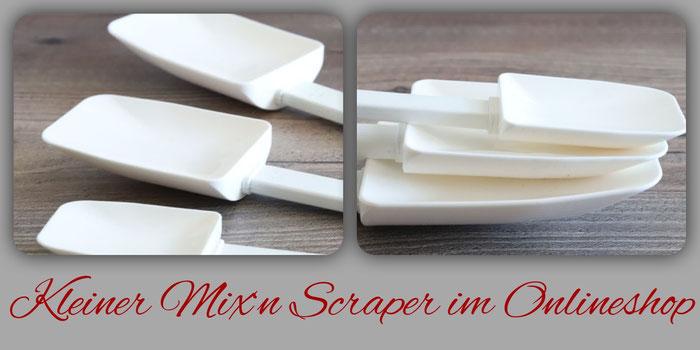 Kleiner Mittlerer Mix´n Scraper Schaber online im Pampered Chef Onlineshop bestellen