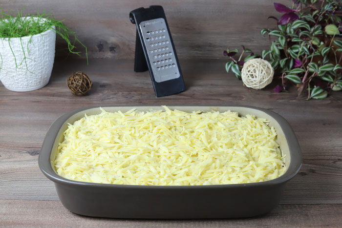 Microplane grobe Reibe für Käse aus dem Pampered Chef Onlineshop bestellen