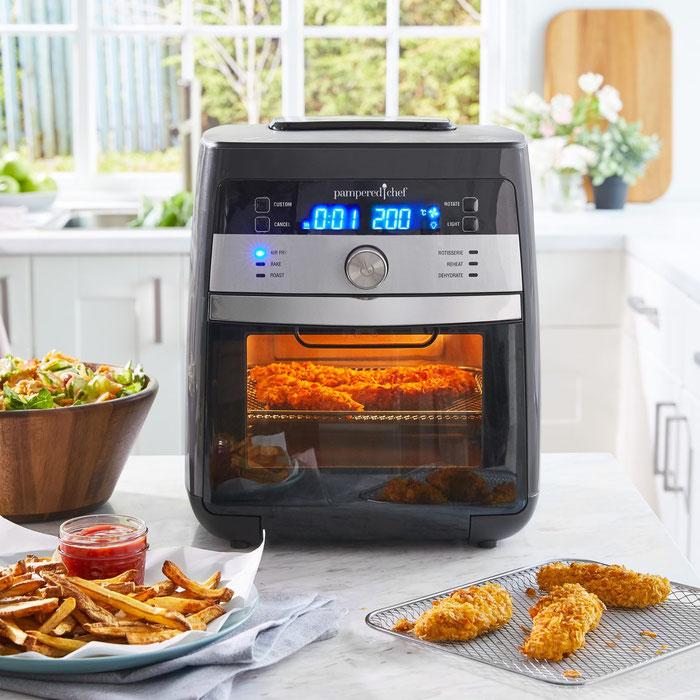Deluxe Air Fryer von Pampered Chef im Onlineshop bestellen