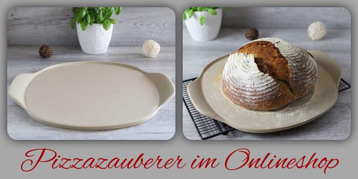 Pizzastein Zauberstein Pizzazauberer im Pampered Chef Onlineshop kaufen