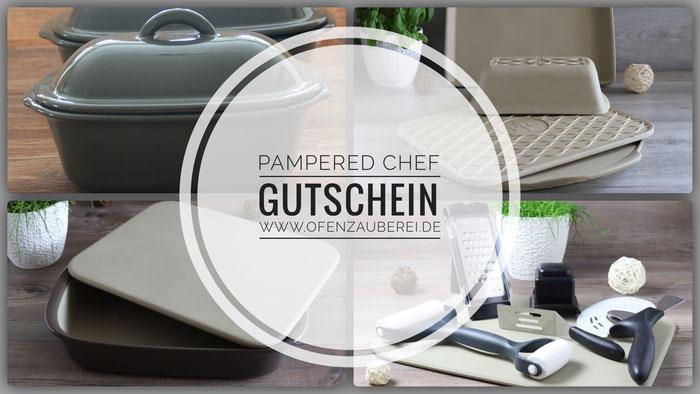 Pampered Chef Gutschein im Onlineshop bestellen
