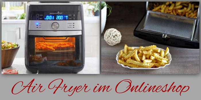 Deluxe Airfryer von Pampered Chef im Onlineshop