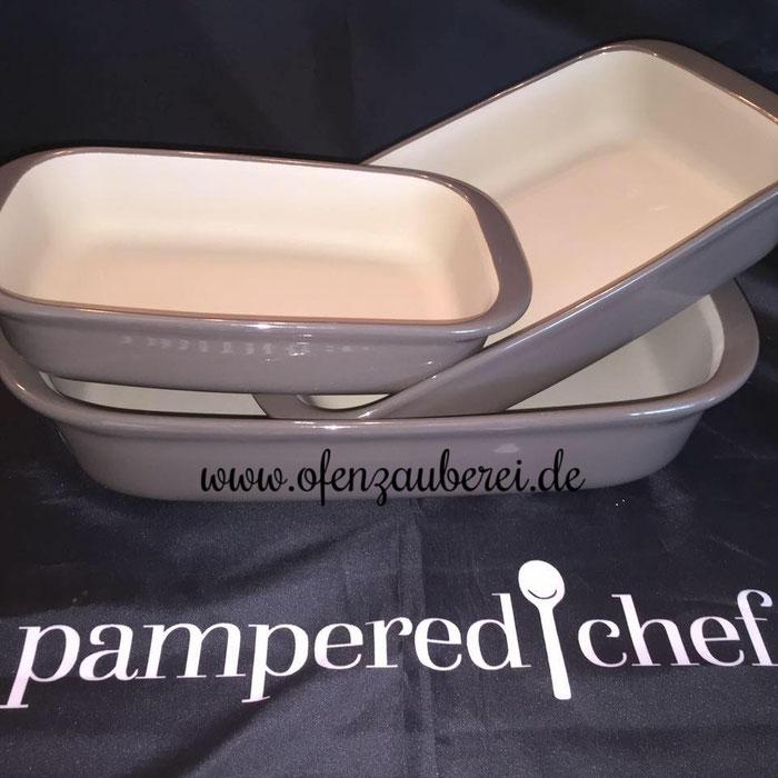 Die kleine, mittlere und große Ofenhexe von Pampered Chef für die Steinofenküche zu Hause im Onlineshop bestellen