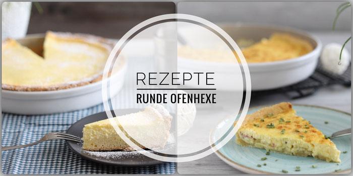 Rezepte für die runde Ofenhexe von Pampered Chef