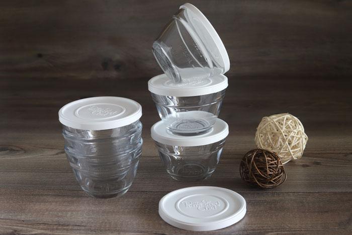 Glasschüsseln kleine Elfen von Pampered Chef im Onlineshop bestellen