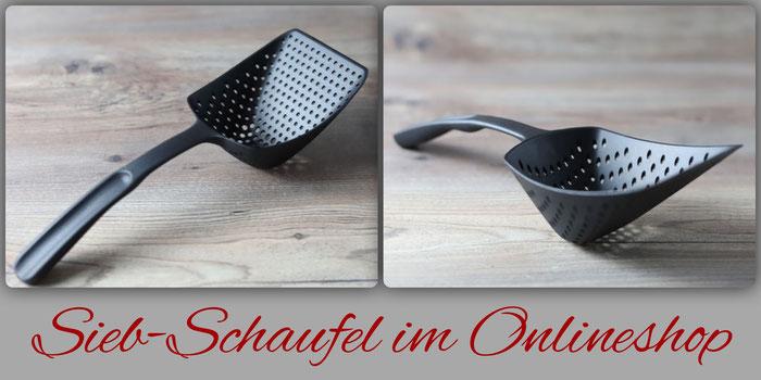 Sieb-Schaufel online bei Pampered Chef bestellen