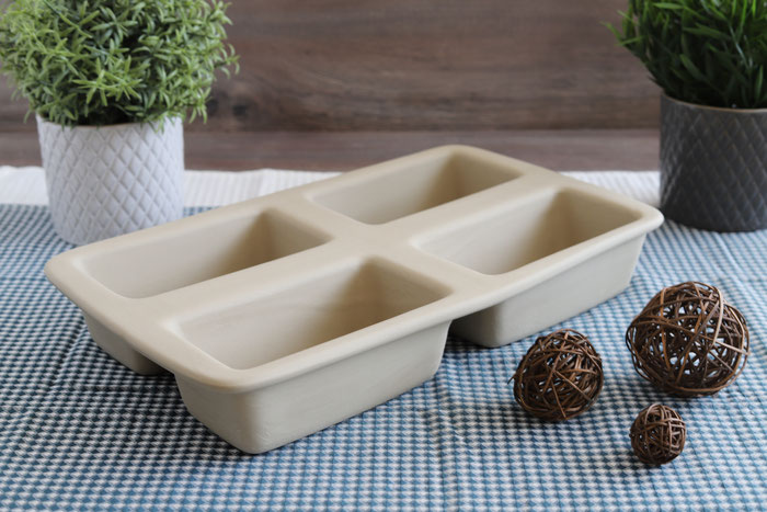 Zauberkästchen Mini-Kastenform online im Pampered Chef Onlineshop Stoneware bestellen