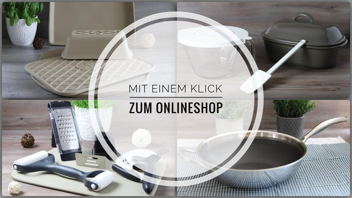 Pampered Chef Produkte online bestellen im Onlineshop