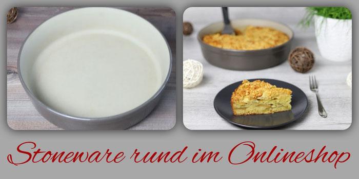 Stoneware rund im Pampered Chef Onlineshop bestellen