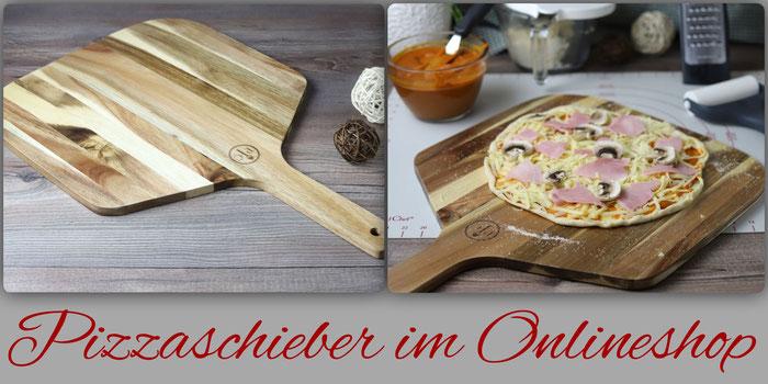 Pizzaschieber aus Akazienholz im Pampered Chef Onlineshop bestellen