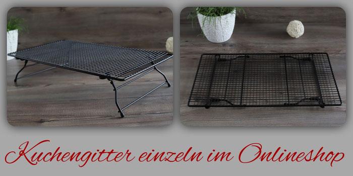 Onlineshop für Pampered Chef Kuchengitter