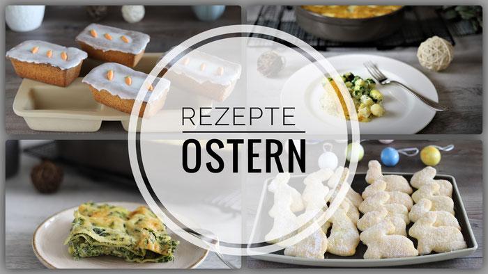 Rezepte für Ostern von Pampered Chef