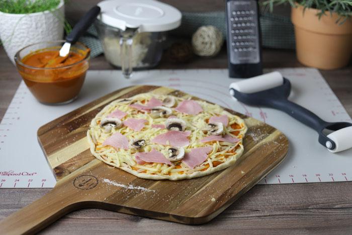 Kuchengitter im Pizza Partyset von Pampered Chef aus dem Onlineshop kaufen