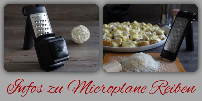 Käsereiben Microplane grobe Reibe und Microplane feine Reibe von Pampered Chef online bestellen im Pampered Chef Onlineshop