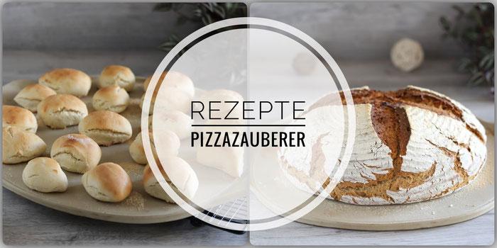 Rezepte für den großen Pizzazauberer plus von Pampered Chef