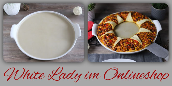 White Lady von Pampered Chef im Onlineshop bestellen