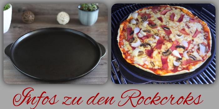 Rockcrok Grillsteine und Rockcrok Töpfe von Pampered Chef im Onlineshop online kaufen