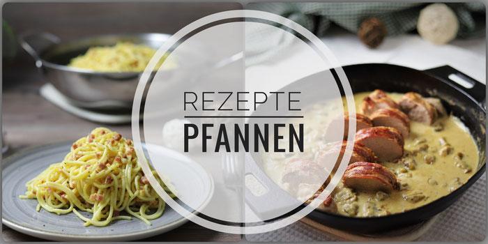 Rezepte für die gusseisernen Pfannen und Edelstahlpfannen von Pampered Chef
