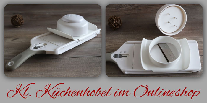 Kleiner Küchehobel aus dem Pampered Chef Onlineshop