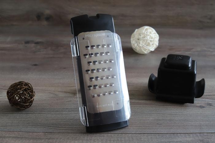 Microplane Käsereibe von Pampered Chef im Ofenzauberei Onlineshop kaufen