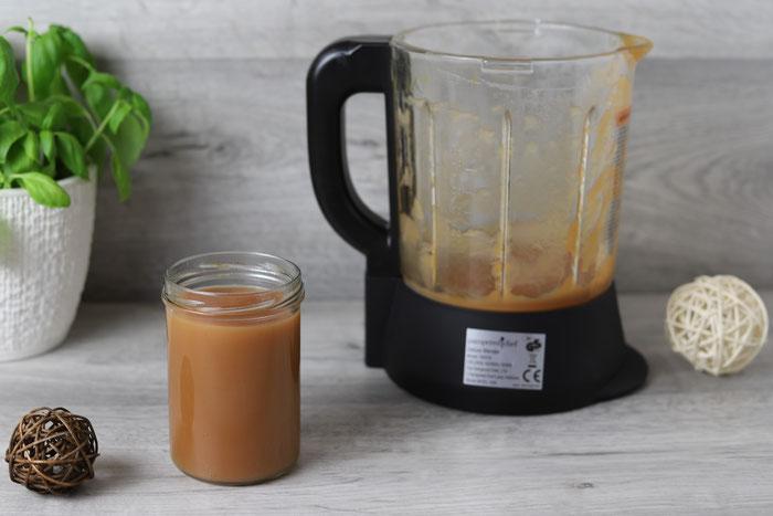 Apfelmus aus dem Blender von Pampered Chef im Onlineshop bestellen