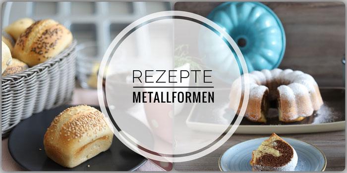 Rezepte für Brownieform, Donutform, Muffinform, Minimuffinform und Kranzform von Pampered Chef